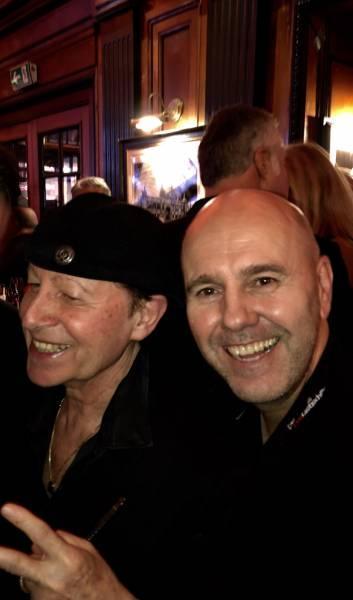 Klaus Meine, Sänger von der Band Scorpions
